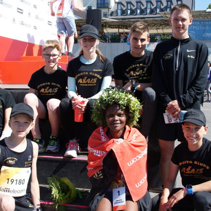 Lattelecom Rīgas maratons 2018