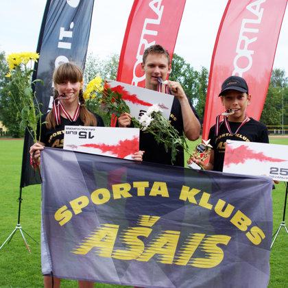 Sportland kauss V posms. Jelgava