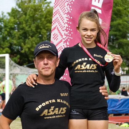 Latvijas U14 čempionāts 2020