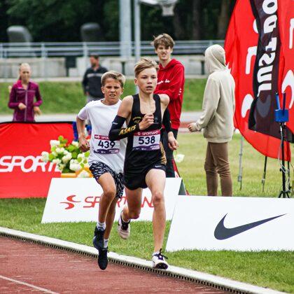 Sportland kauss II posms, 2020. gada 5. jūlijs