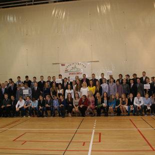 Cēsu pilsētas Sporta skolas laureāts 2014