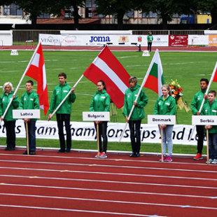 Eiropas komandu čempionāts II līga 2014
