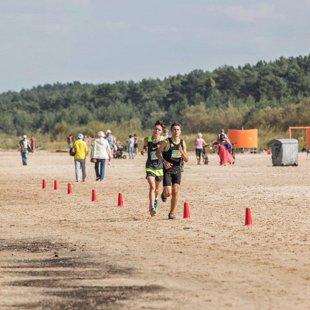 Kristiāns Potašovs uzvar Vecāķu pludmales skrējienā