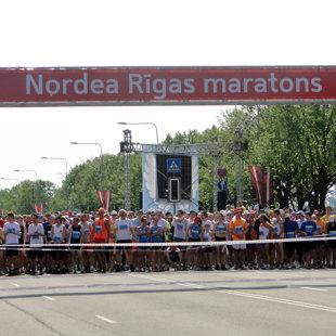 Nordea Rīgas maratons 2013