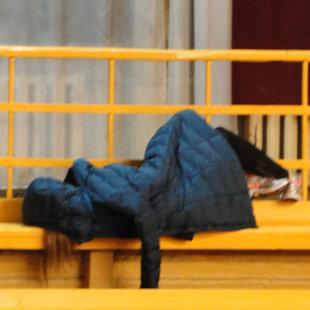 Rīgas jaunatnes meistarsacīkstēs telpās 2013