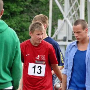 Rīgas jaunatnes meistarsacīkstes 2013