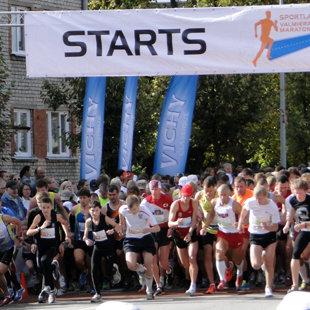 Valmieras maratons 2012