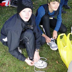 Siguldas 1/2 maratona satelītskrējienā, 2011. gada oktobris