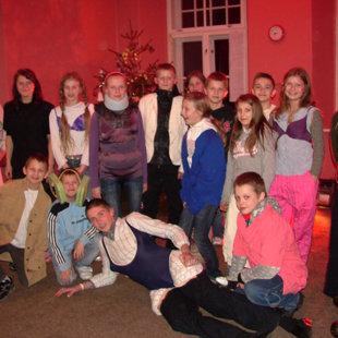 Kluba Ziemassvētku pasākums 2010