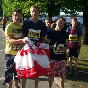 Nordea Rīgas maratons 2010