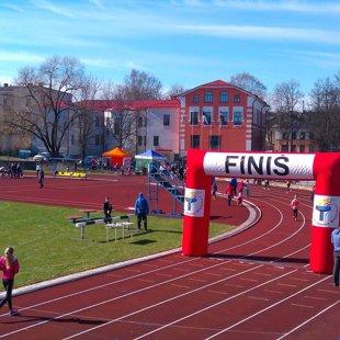 Latvijas - Igaunijas skrējiens 2016