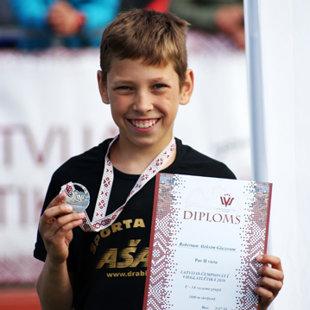 Latvijas U14 čempionāts 2016, Iecava