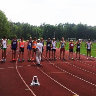 Latvijas U18 čempionāts 2016