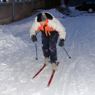Distanču slēpošana 2010