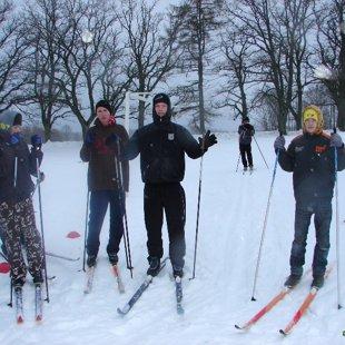 Distanču slēpošana 2011