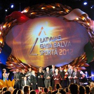 Gada balva sportā 2012