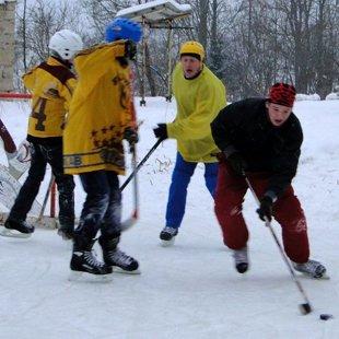 Drabešu Hokeja Līga 2012!