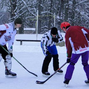 Drabešu Hokeja Līga 2013