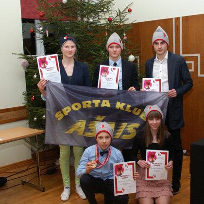 Amatas novada sporta laureāts 2017