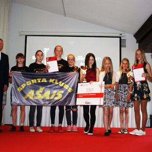 Lattelecom komandu kauss 2017